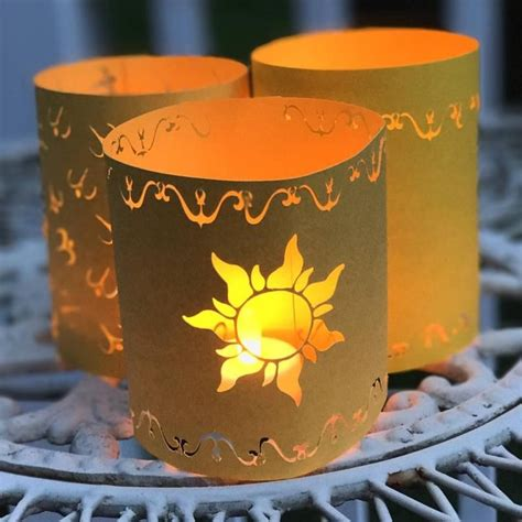Tangled Lantern Diy Video