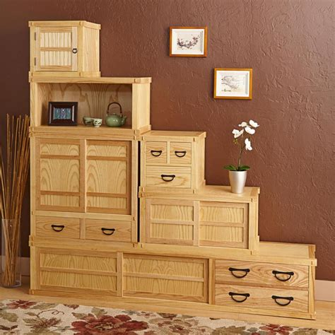 Tansu Cabinet Plans Woodworking