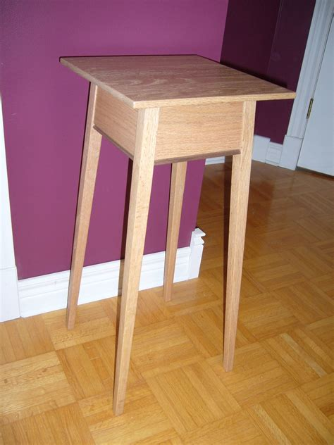 Tapered-Leg-Table-Plans