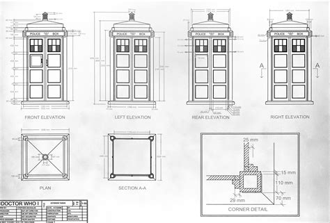 Tardis Construction Plans