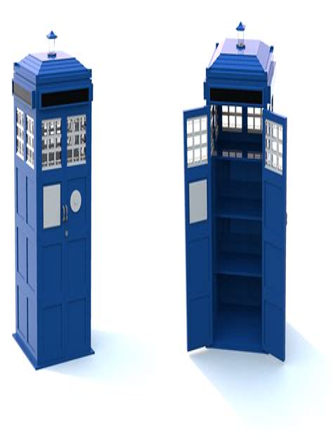 Tardis-Dresser-Plans