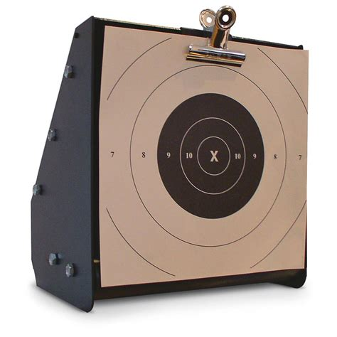 Target Shooting Box Plans