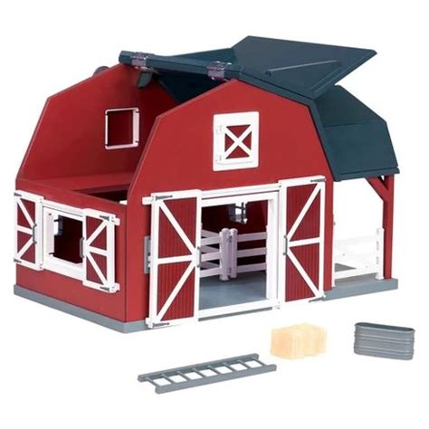 Target Toy Wooden Horse Barn