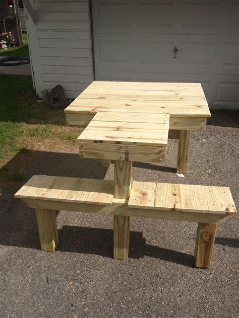 Target-Shooting-Bench-Plans