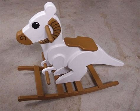 Tauntaun-Rocking-Horse-Plans