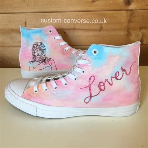 Taylor Swift Converse Sneakers
