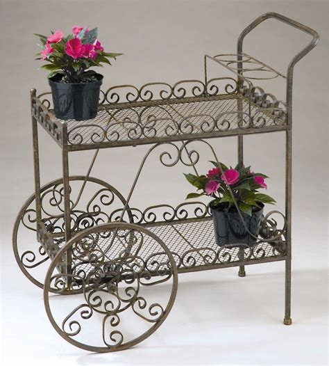Tea Cart Plant Stand