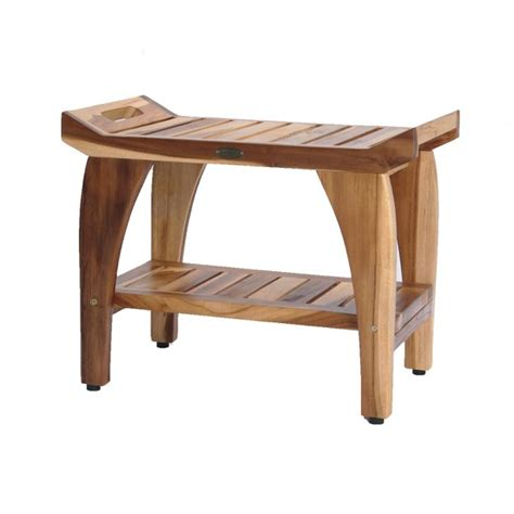 Teak Shower Bench Plans Free