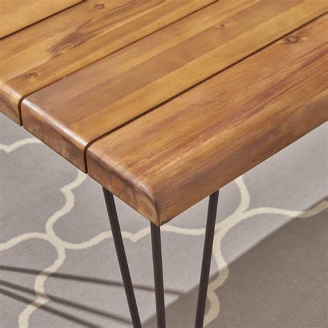 Teak Table Top Legs