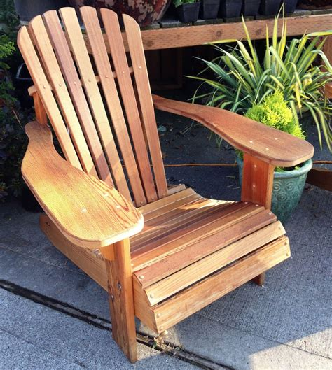 Teak-Adirondack-Chair-Kit