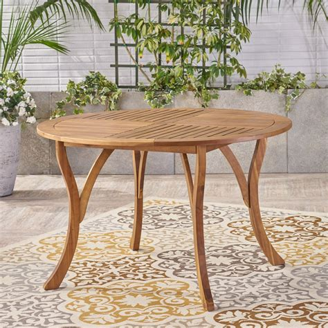Teak-Outdoor-Dining-Table-Plans