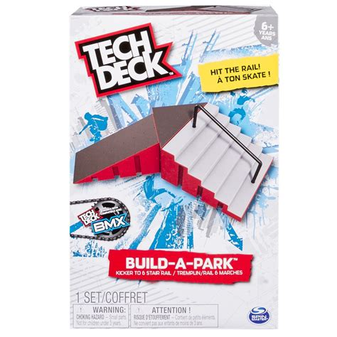 Tech Deck Build A Park Kicker Subwoofers