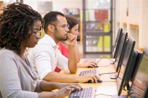 Technologies De L Information Et De La Communication .