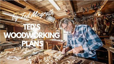 Ted Mcgrath Woodworking Plans Scamadviser Is A Scam