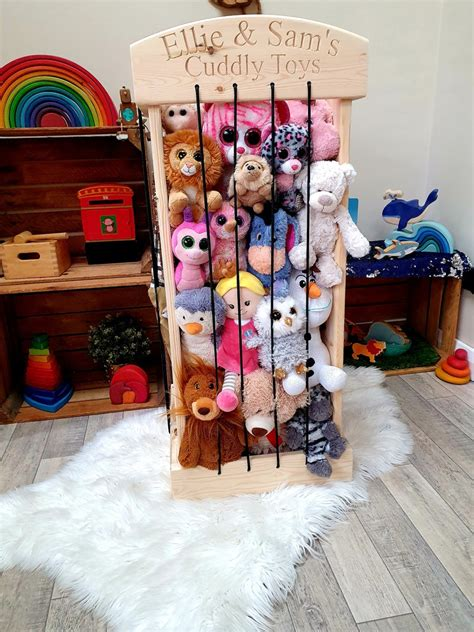 Teddy Bear Storage Diy Room