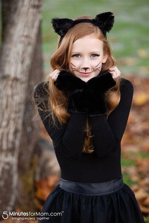 Teenage-Girl-Cat-Costume-Diy