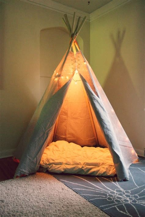 Teepee Diy Tutorial