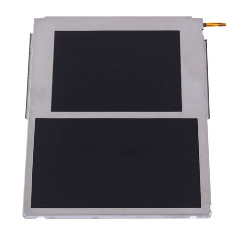 TekBotic LCD Screen Display Replacement Part (Top and Bottom / Upper and Lower) for Nintendo 2DS