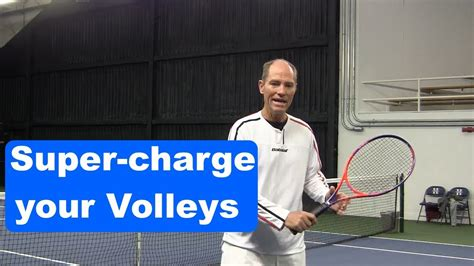 [click]tennis Instruction Super-Charge Your Net Game.