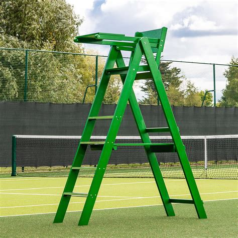 Tennis Umpire Chair Plans