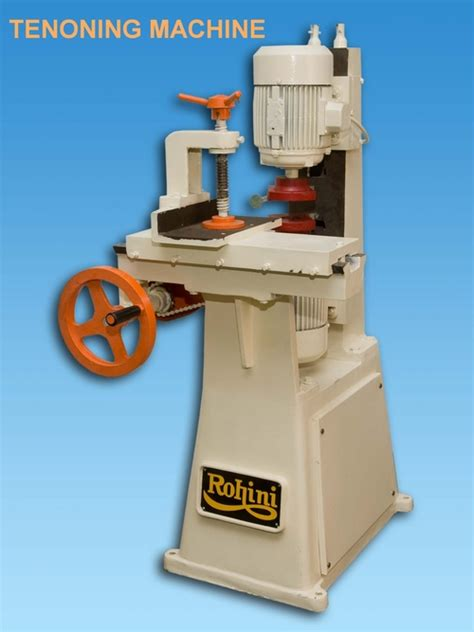 Tenoning Machine Suppliers