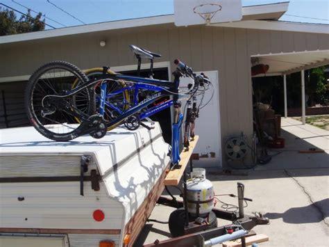 Tent-Trailer-Diy-Bike-Rack