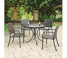 Best Terrace table and chairs for your home