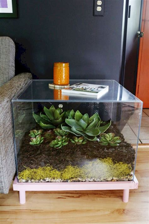 Terrarium Side Table Diy Ideas