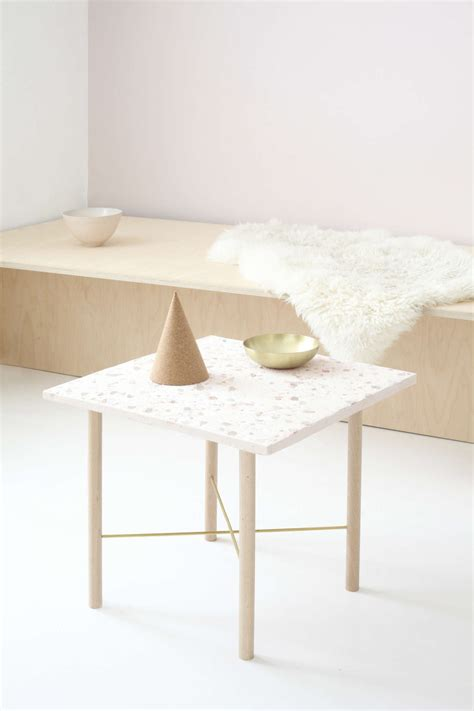 Terrazzo Table Diy Design