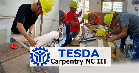 Tesda-Woodworking