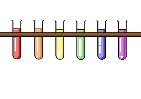 Test Tube Rack Drawing