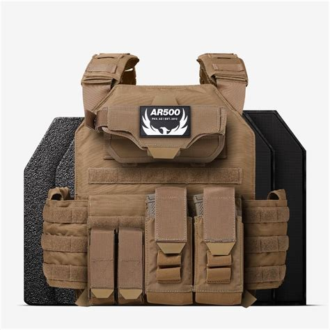 Testudo Plate Carrier And Surefire Ue07