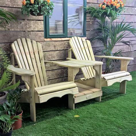 Tete-A-Tete-Adirondack-Chairs