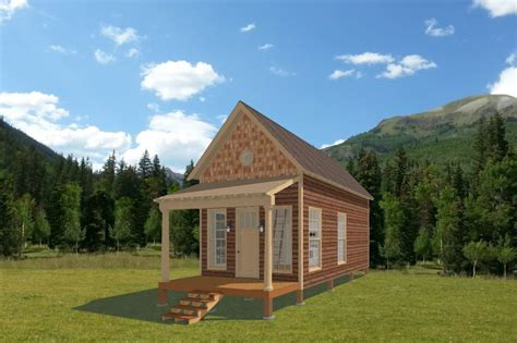 Texas Tiny Houses Floor Plans