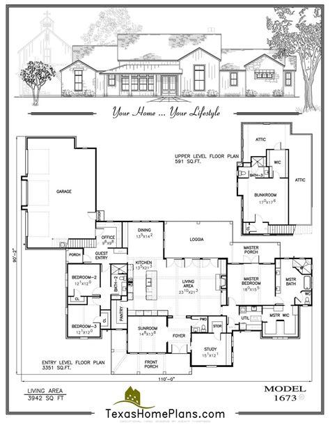 Texas-Farmhouse-Floor-Plans