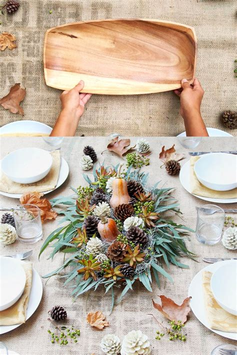 Thanksgiving Table Items Diy Room