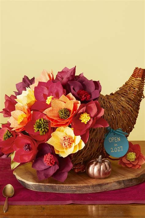 Thanksgiving-Beautiful-Paper-Door-Diy-Deco