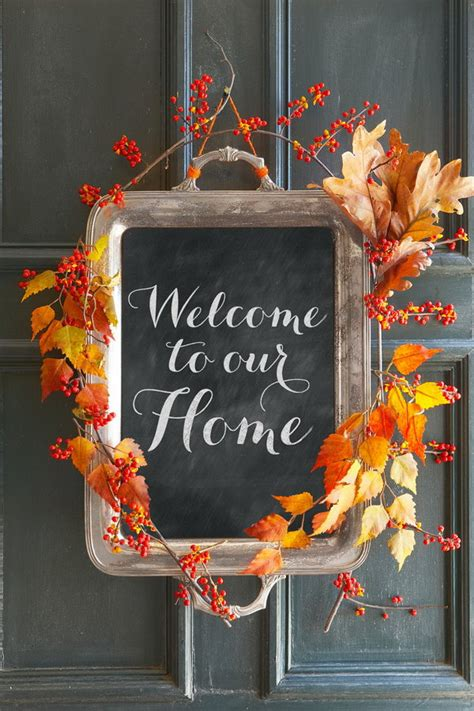 Thanksgiving-Diy-Decor-Door-Paper