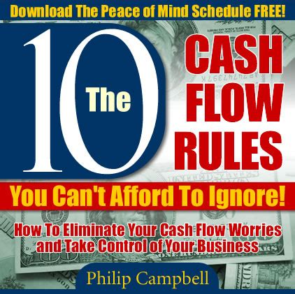 [pdf] The 10 Cash Flow Rules You Can  T Afford To Ignore.