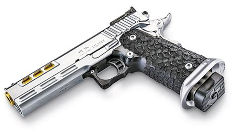 The 20 Best 1911 Pistols For Competition Shooting.