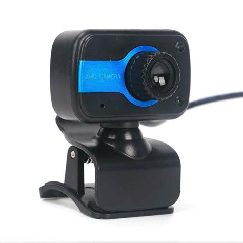 The A881 Blue Light Camera Hd Computer Camera Has A Built-in 10 M Microphone. (Color : Black)