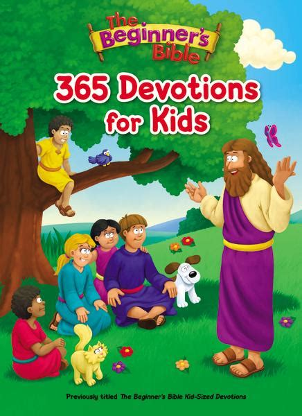 [pdf] The Beginners Bible 365 Devotions For Kids - Apparition Us.