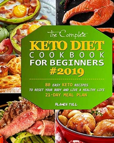 [pdf] The Complete Keto Diet Cookbook For Beginners 2019 Quick .
