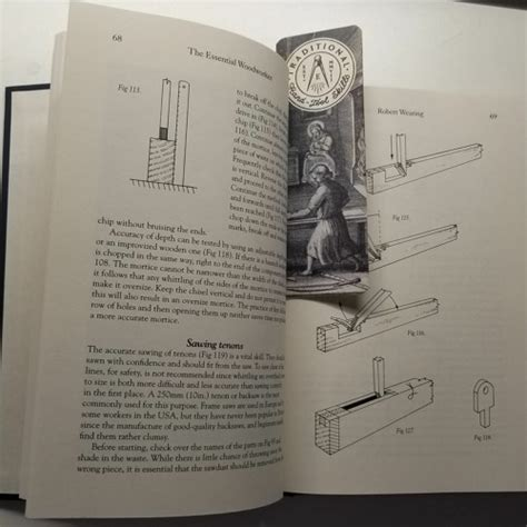 The Essential Woodworker Book
