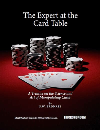 The Expert At The Card Table PDF Free
