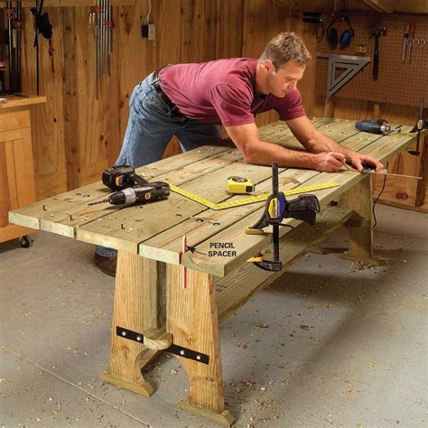 The Family Handyman Picnic Table Plans