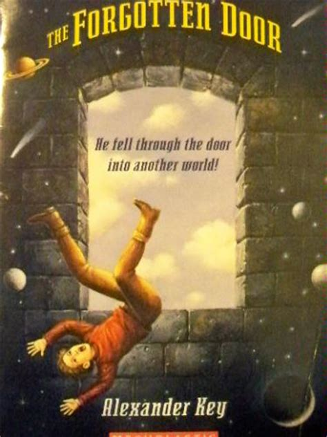 The Forgotten Door By Alexander Key Lesson Plans