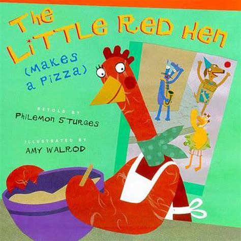 [click]the Little Red Hen Makes A Pizza Pdf - Book Library.