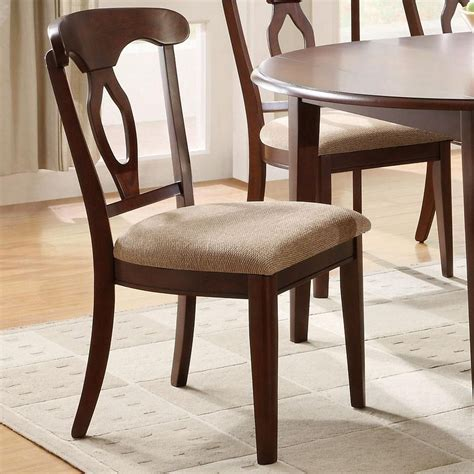 The Mine Wood Dining Chairs
