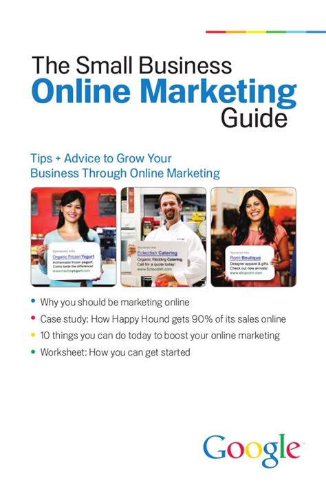 [pdf] The Small Business Online Marketing Guide - Google.
